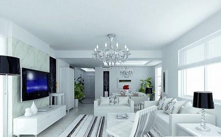 20款让你倍感舒心的精美电视背景墙装修